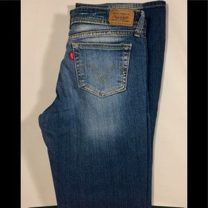 Levi's Strauss 518 Super Low Cut Jeans
